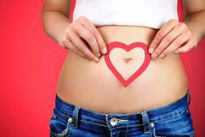 Начало беременности