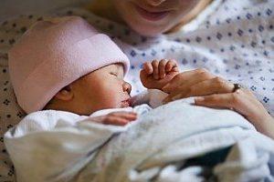 Новорожденная