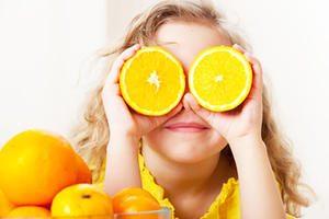 Свежие апельсинчики