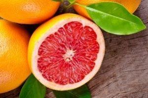 Свежие плоды